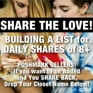 Share for Share of 8+ Items Daily Help Boost Sales